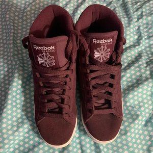 Reebok sneakers size 6.5